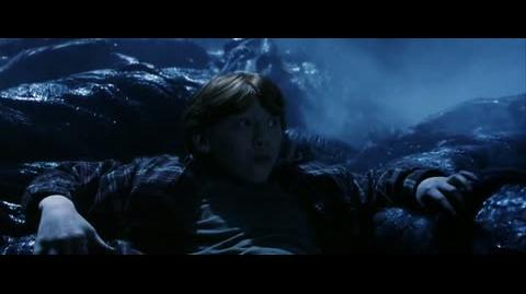 Harry Potter and the Sorcerer's Stone - Devil's snare