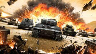 World of Tanks - Xbox 360 Gameplay - E3 2013