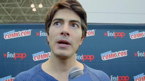 NYCC - Legends of Tomorrow Brandon Routh Interview