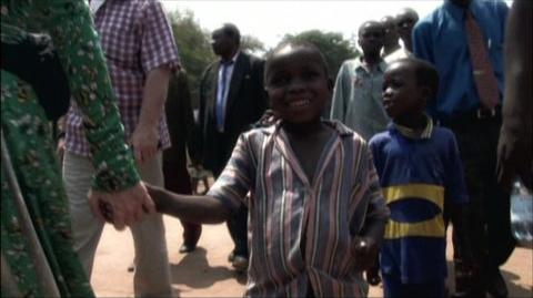 I Am Because We Are (2008) - Madonna narrates this trailer for the documentary about her humanitarian efforts in Malawi