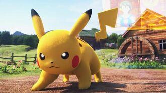 Pokken Tournament Pikachu vs. Pikachu Libre