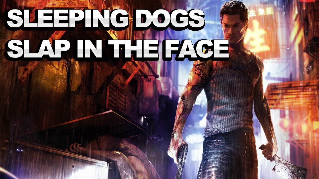 Sleeping Dogs Walkthrough - A Slap in the Face Achievement Trophy