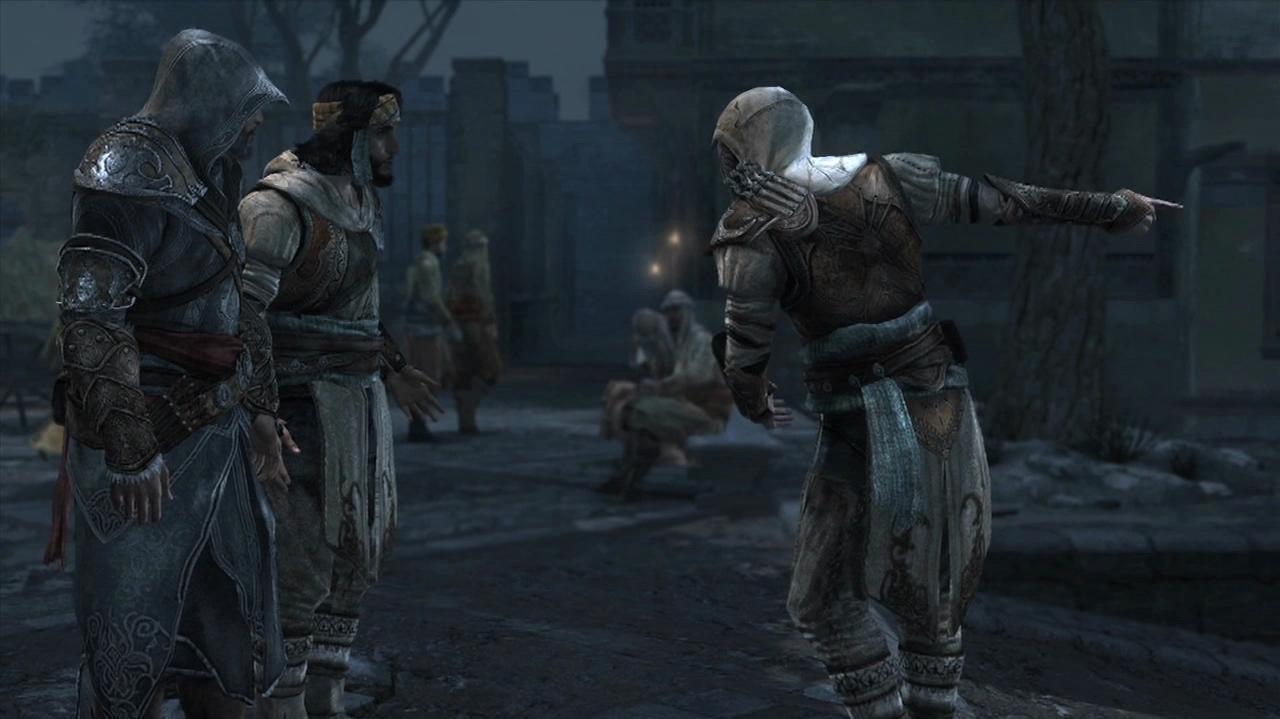 Assassin's Creed Revelations Den Defense Trailer