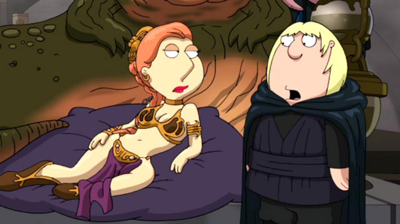 Family Guy - It's A Trap DVD Blu-ray Trailer