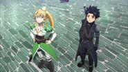 Sword Art Online - Episode 18 - To the World Tree