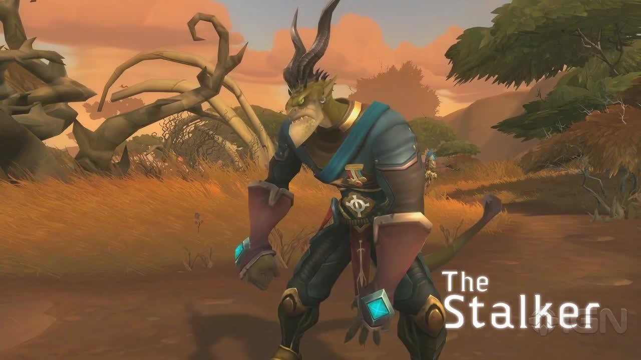 WildStar Meet the Stalker Class
