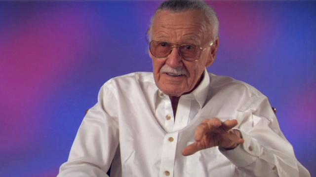 With Great Power - Stan Lee Talks Iron Man