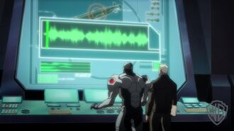 "Justice League Throne of Atlantis- ""No Justice League"" Clip"
