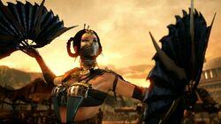 Mortal Kombat X All of Kitana's Variations Explained