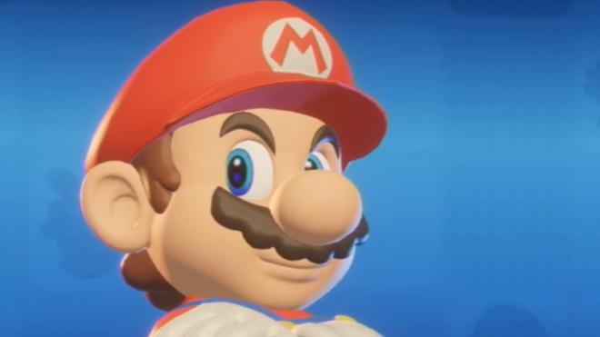 Mario + Rabbids Kingdom Battle Exploring the Hub World - E3 2017
