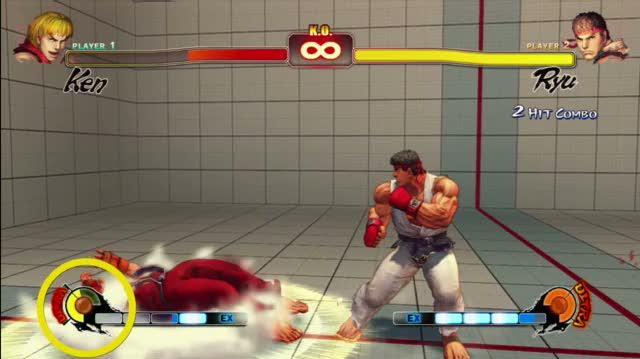 Street Fighter IV Video - Street Fighter IV Starter Tips