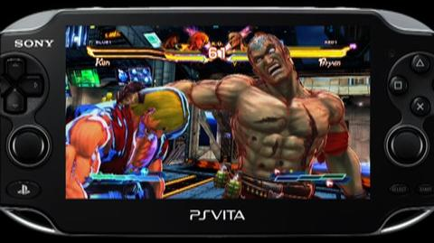 Street Fighter X Tekken (VG) (2012) - E3 2012 TK Gameplay trailer