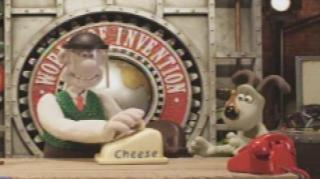 WALLACE & GROMIT'S WORLD OF INVENTION STINKY CHEESE