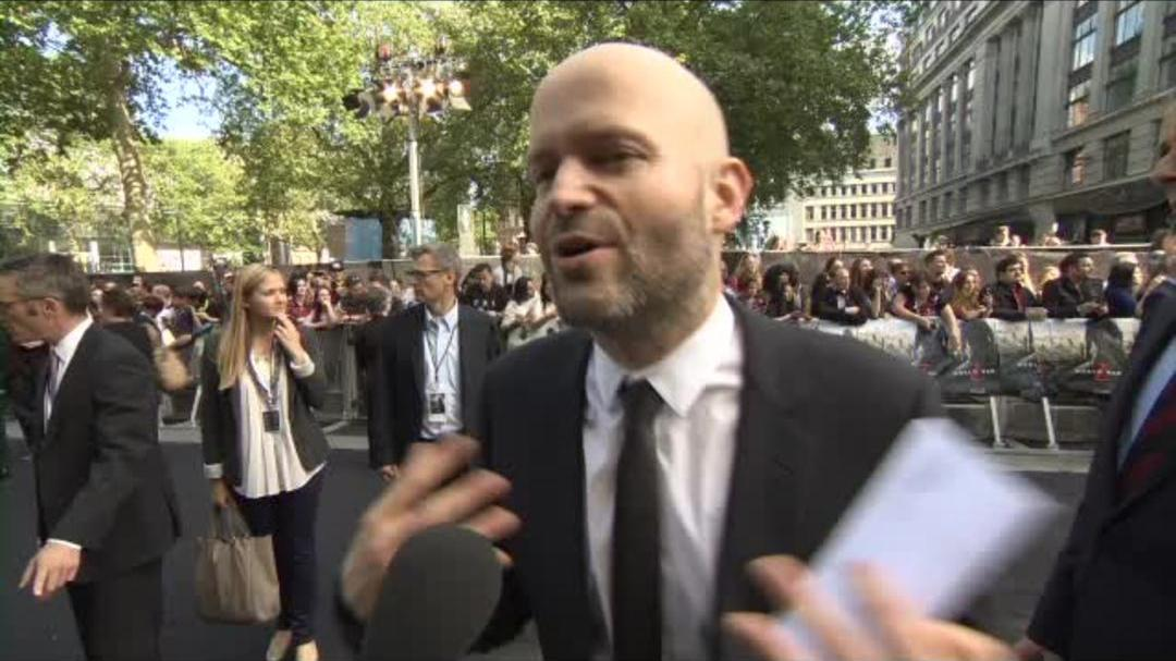 World War Z Interview Clip - Marc Forster