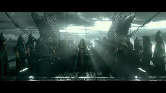 """300 Rise of an Empire - """"Is it too much to ask for victory"""" Clip"""