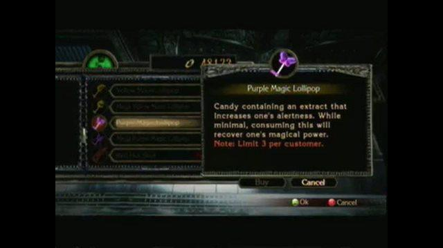 Bayonetta Xbox 360 Guide-tip - Walkthrough Chapter 5 (part 2 of 4)