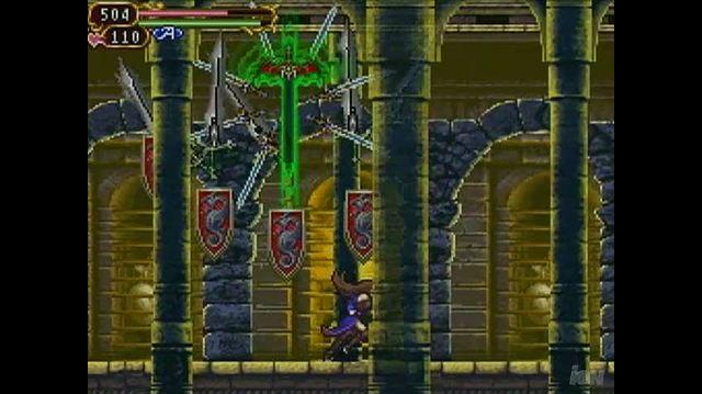 Castlevania Order of Ecclesia Nintendo DS Review - Video Review