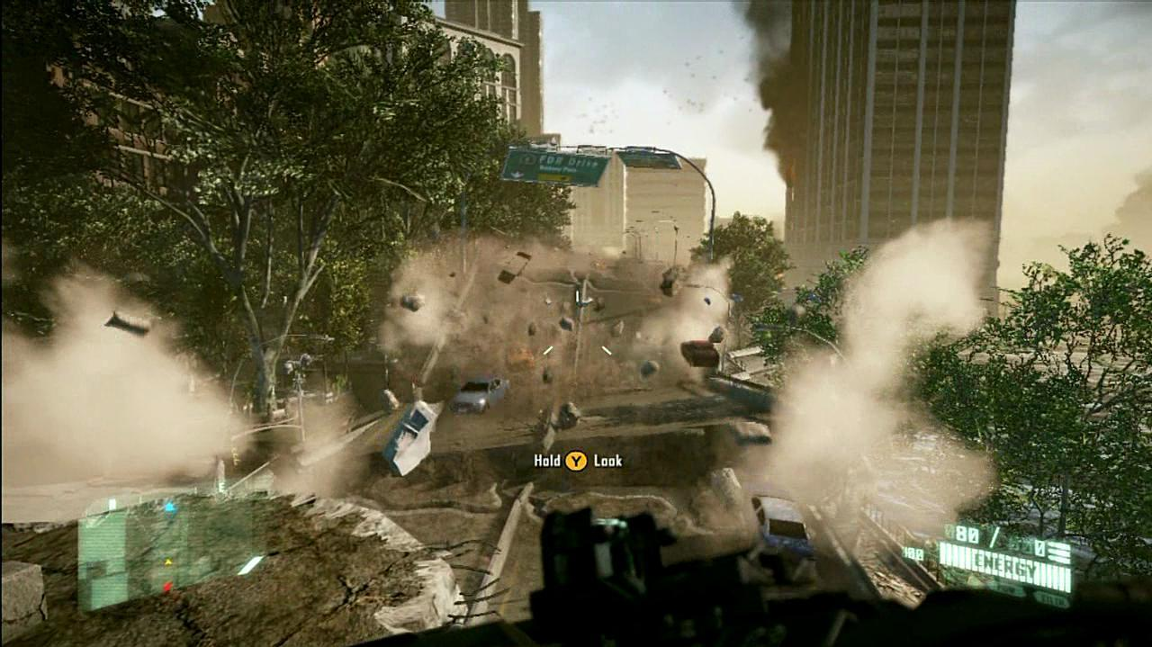 Crysis 2 - Catastrophe on the FDR