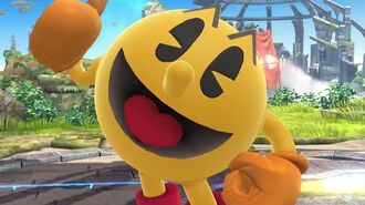 Smash Bros Pac-Man Announcement Trailer
