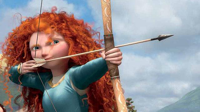 What Makes Pixar So Brave?