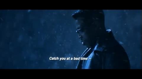 Blade - ending scene