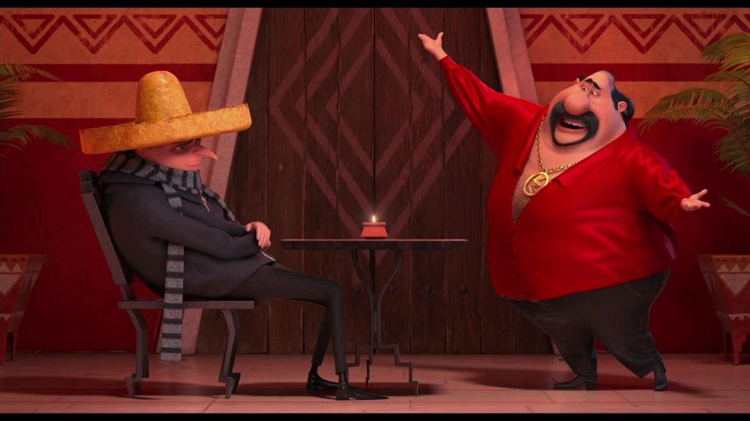 """Despicable Me - Clip """"Eduardo Tries To Commiserate With Gru"""""""