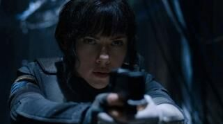 Ghost in the Shell Wake Up (German TV Spot With Banner)