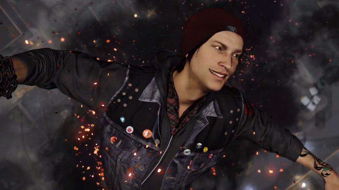10 Minutes of Infamous Second Son Gameplay (Offscreen)