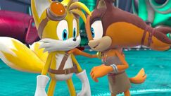 Sonic Boom Shattered Crystal - Behind-the-Scenes Video