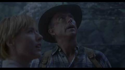 Jurassic Park III - pteranodon attack