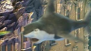 Shark Tale (2004) - Open-ended Trailer