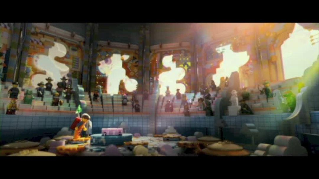 The LEGO Movie - Theatrical Trailer