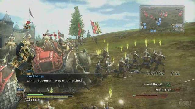 Bladestorm The Hundred Years' War Xbox 360 Gameplay - Elephants Charge (HD)