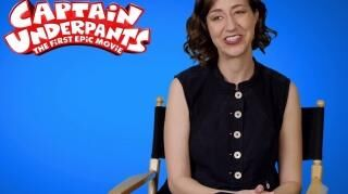 Captain Underpants The First Epic Movie Kristen Schaal On Edith