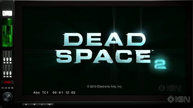 Dead Space 2 Video - Dead Space 2 Reveal Trailer