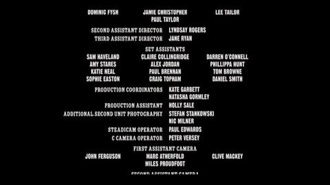 Harry Potter and the Order of the Phoenix - End credits Part 4