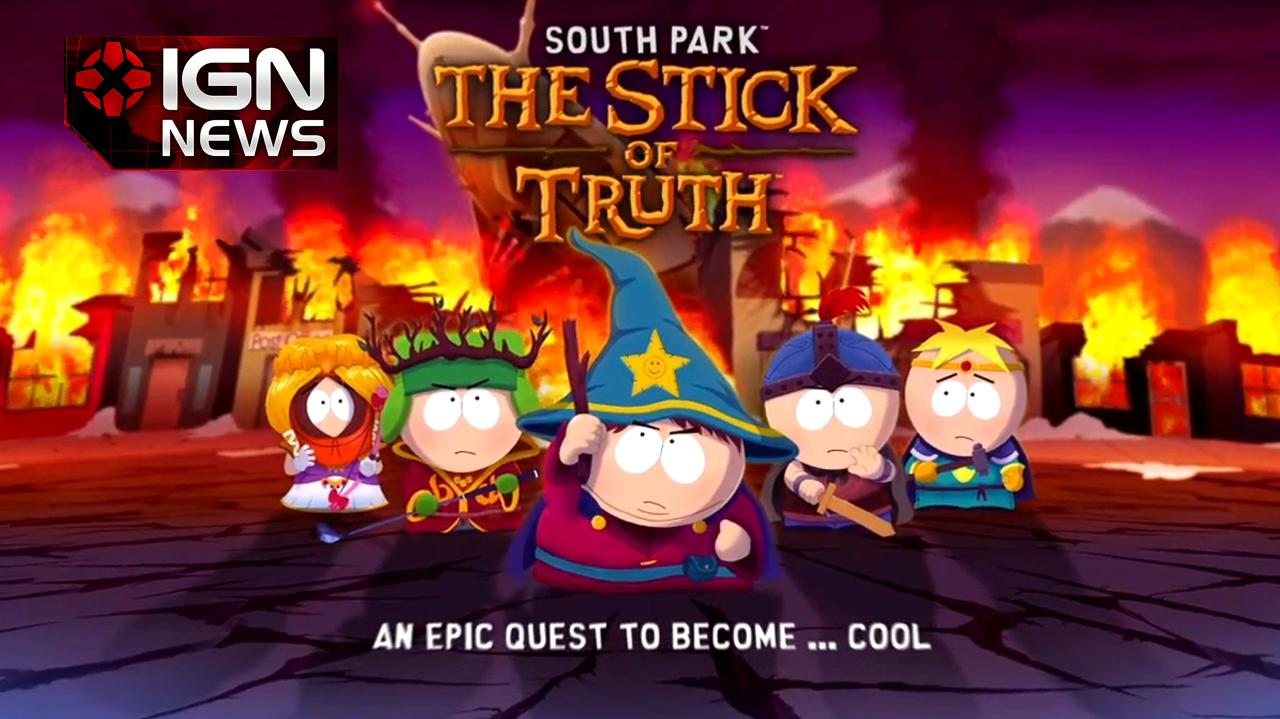 South Park The Stick of Truth Delayed
