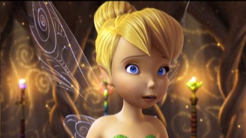 Tinker Bell And The Lost Treasure (2008) - Clip Hall of Scepters