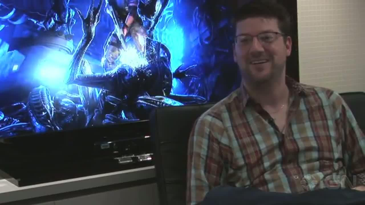 Aliens Colonial Marines Interview - Randy Pitchford
