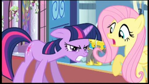 My Little Pony Friendship Is Magic Royal Pony Wedding (2012) - Clip Accusations