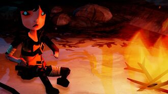 The First 10 Minutes of The Flame In The Flood