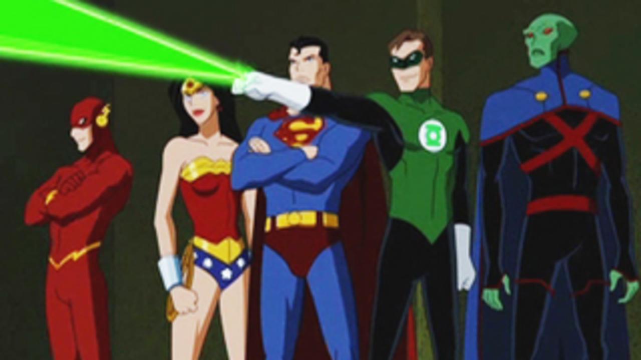 Justice League Doom - Debut Trailer