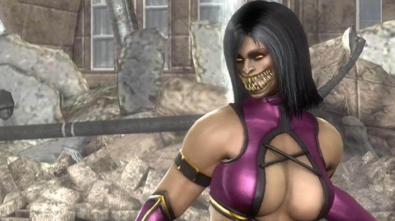 Mileena HD Gameplay Video - Mortal Kombat