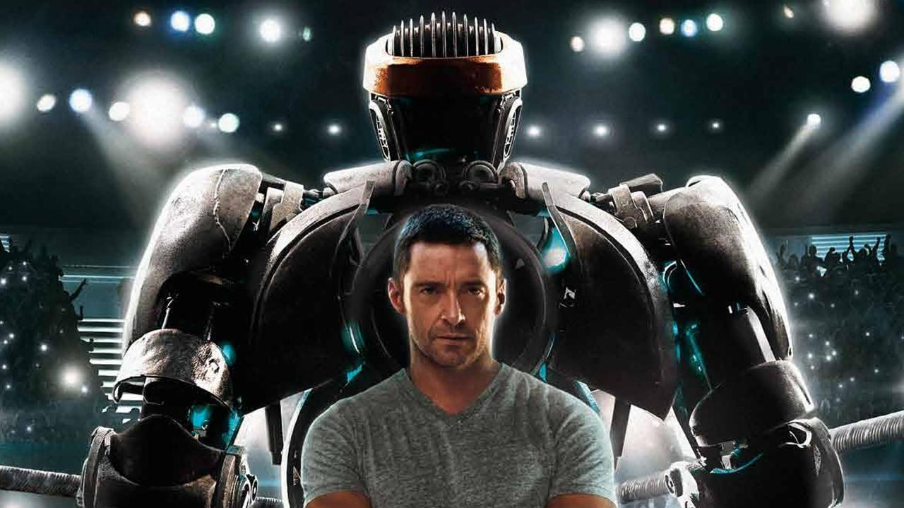 Real Steel - You're a Bad Bet