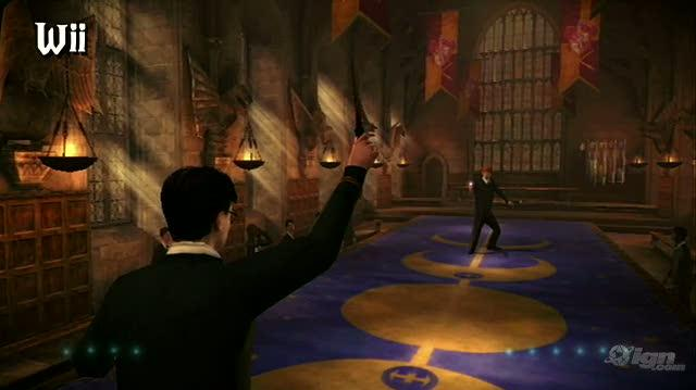 Harry Potter and the Half-Blood Prince PlayStation 2 Video - IGN Buyer's Guide