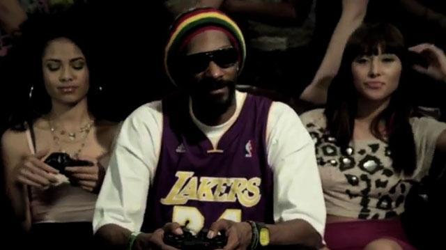 "Tekken Tag Tournament 2 Snoop Dogg ""Knocc 'Em Down"" Music Video"