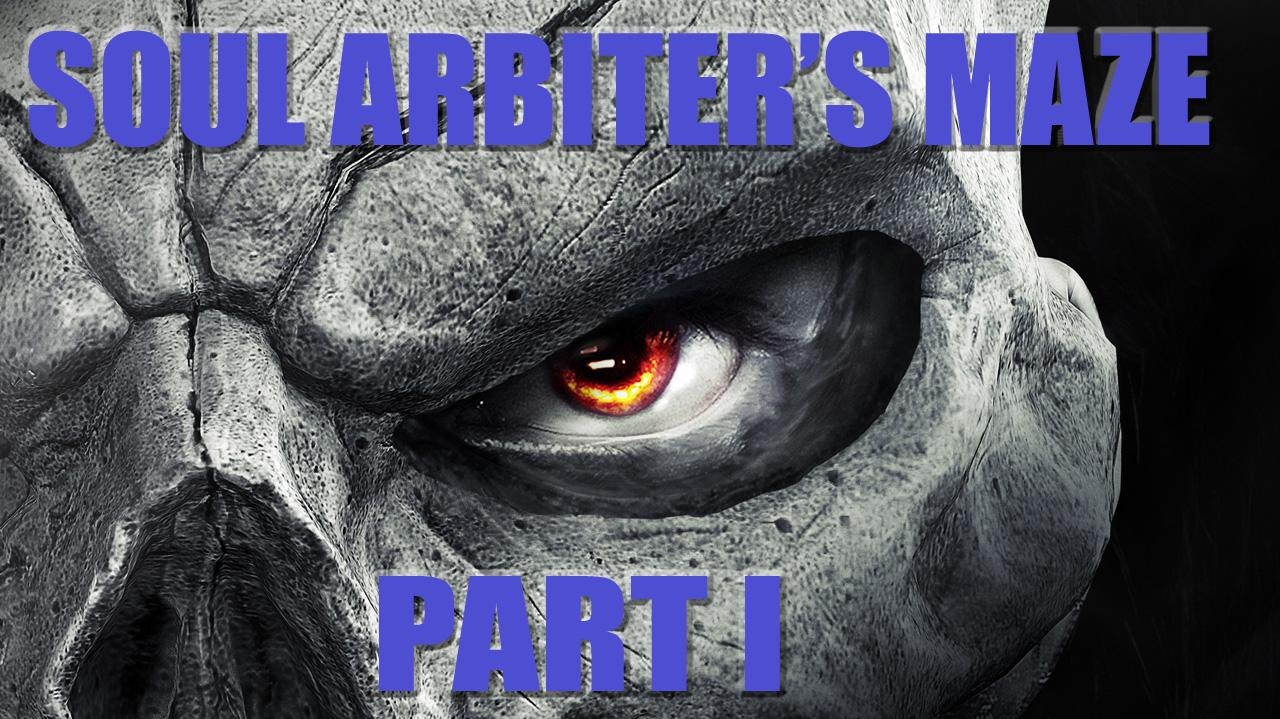 Darksiders II - Soul Arbiter's Maze Side Quest Walkthrough - Part 1