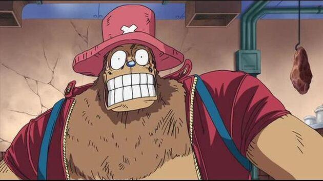 One Piece - Episode 290 - Uncontrollable! Chopper's Forbidden Rumble!