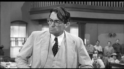 To Kill A Mockingbird Blu-Ray Combo Pack, Collectors Series (1962) - Clip Atticus' Closing Statement