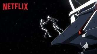 Knights Of Sidonia - Official Trailer - Only on Netflix July 4